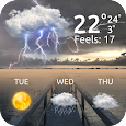 One Weather App, Weather Channel App, App Weather