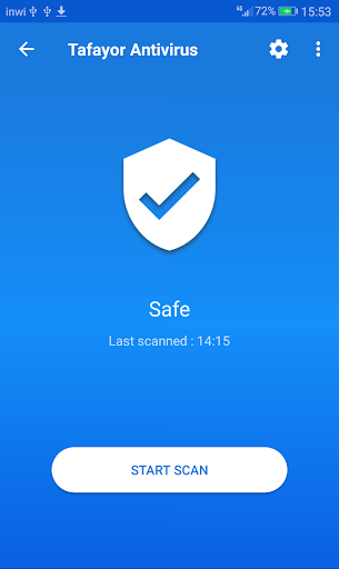 Tafayor Antivirus 1.0.5 screenshots 1