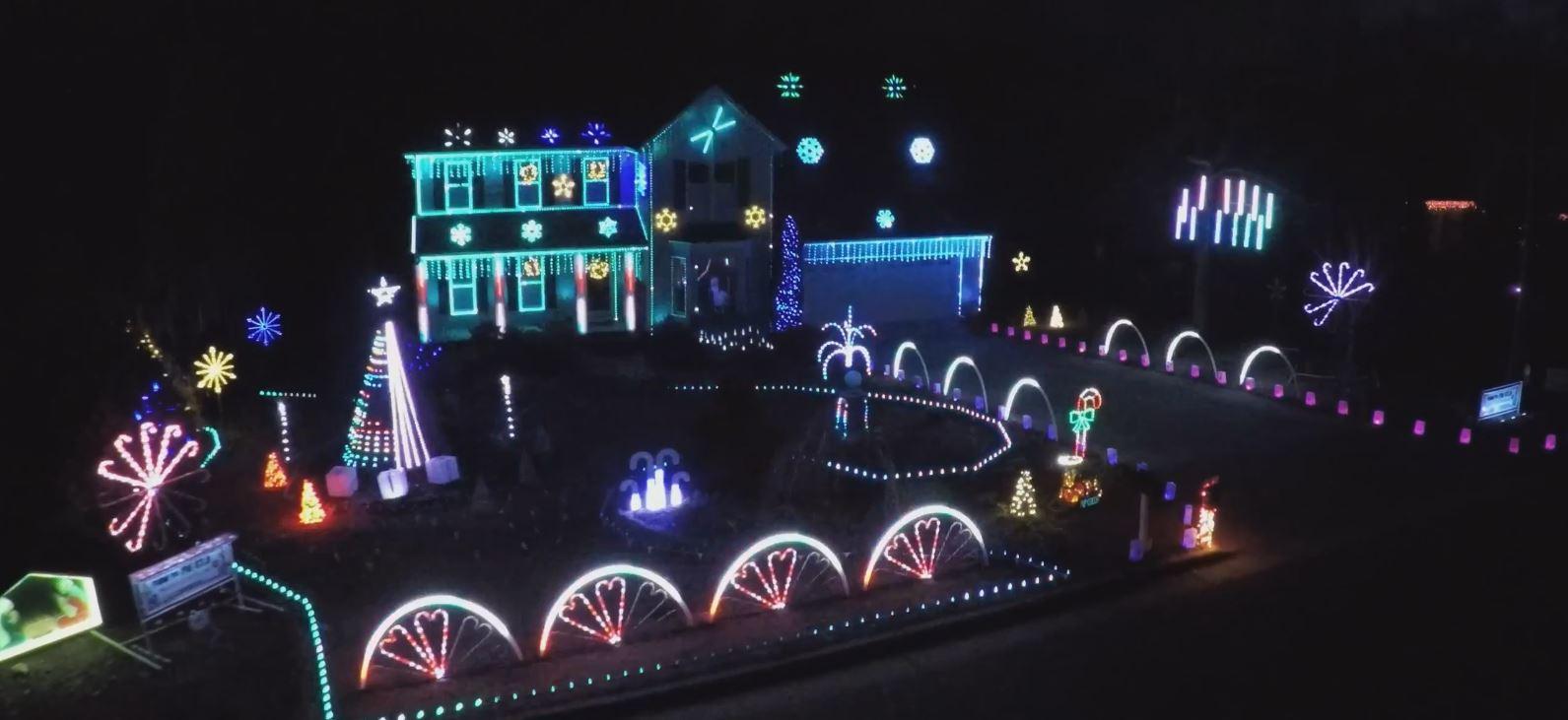 maple ridge lights - Best Christmas Lights In Nc