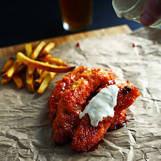 SWEET AND SPICY CHICKEN TENDERS