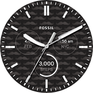 FOSSIL Q: DESIGN YOUR DIAL- screenshot thumbnail