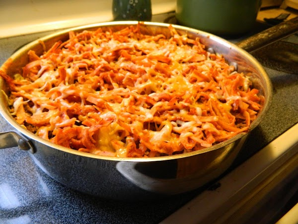 Chilaquiles Skillet Meal Recipe