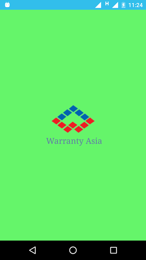 Warranty Asia- screenshot