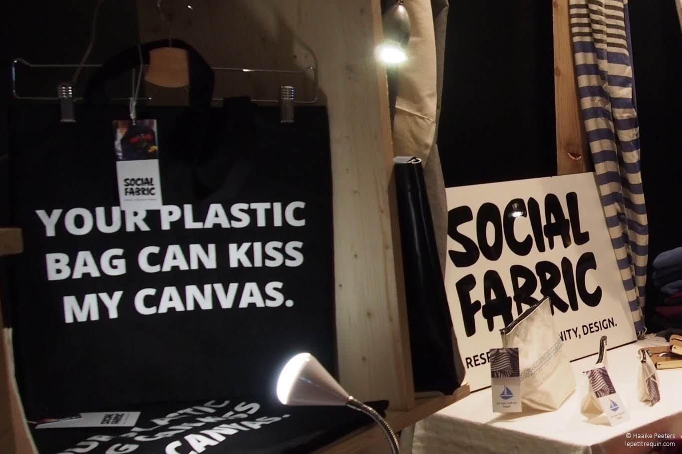DesignGut Social Fabric (Le petit requin)