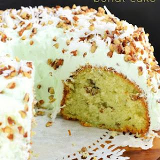 Watergate Bundt Cake.