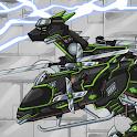 Ninja Velociraptor-Combine!Dino Robot:DinosaurGame icon