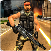Military Assault: Sniper Commando Survival Combat