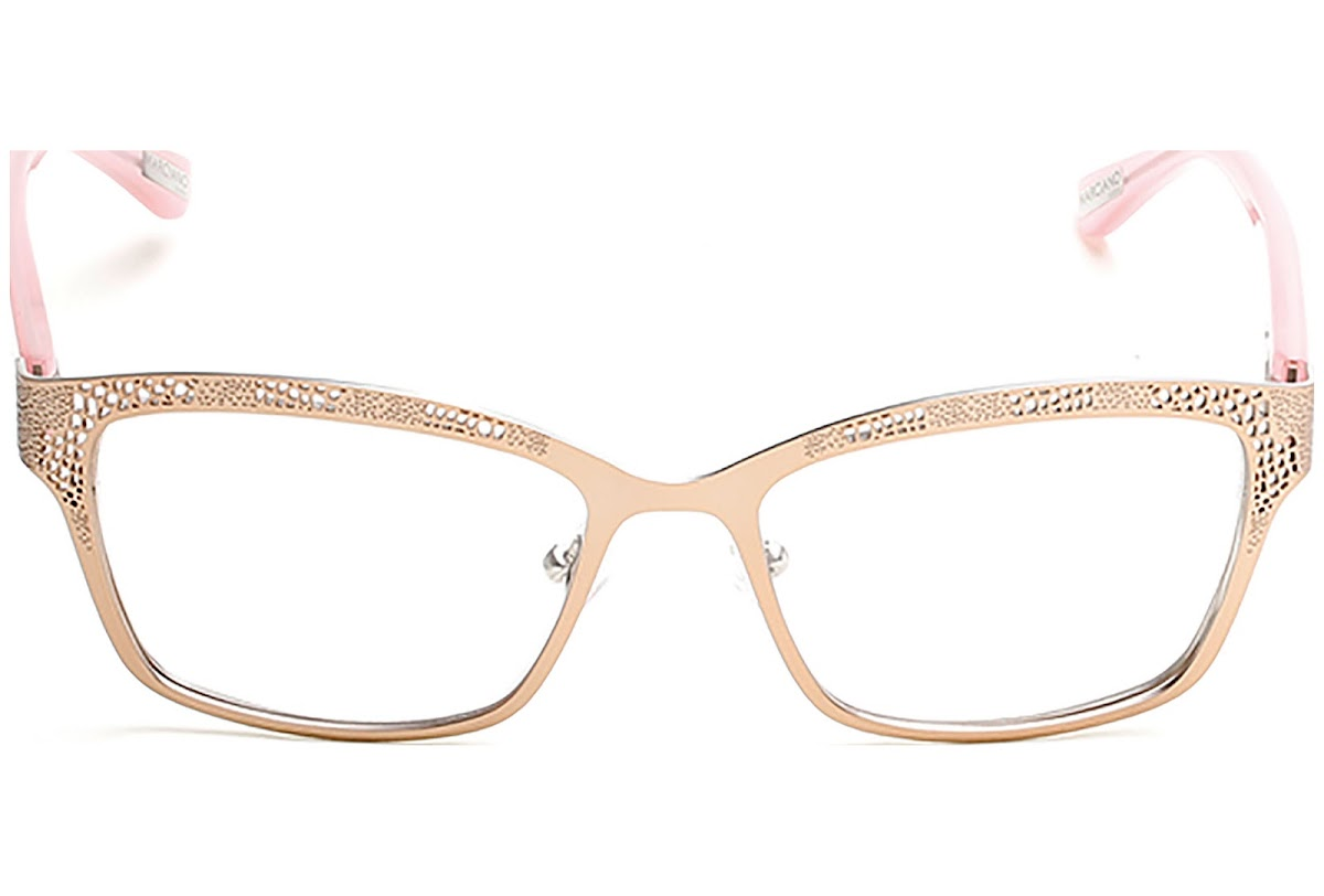 Guess By Marciano GM0274 C53 029 (matte rose gold / ) Brillengestelle AtKO36v2