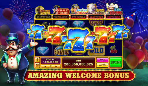 Caesars Casino: Free Slots Games screenshot 1