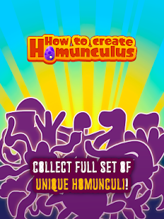 How to create homunculus - náhled