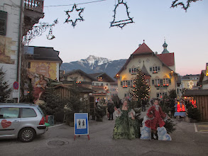 Photo: back to the christmas market again
