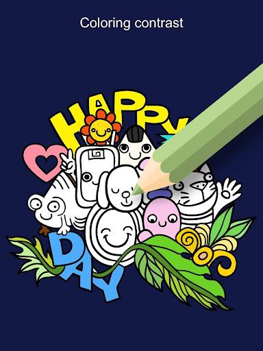 Doodle Coloring Books Apk 150