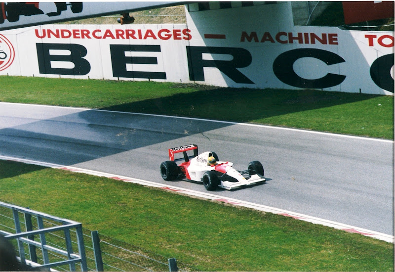 Ayrton Senna di DonalDuck