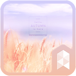 Autumn is here Launcher theme