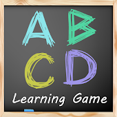 Kids ABCD Word Game