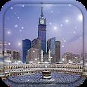 Kaaba & Mecca Live Wallpaper: islamic background icon