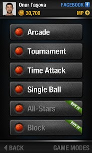 Real Basketball MOD APK  (Unlimited Money) 3