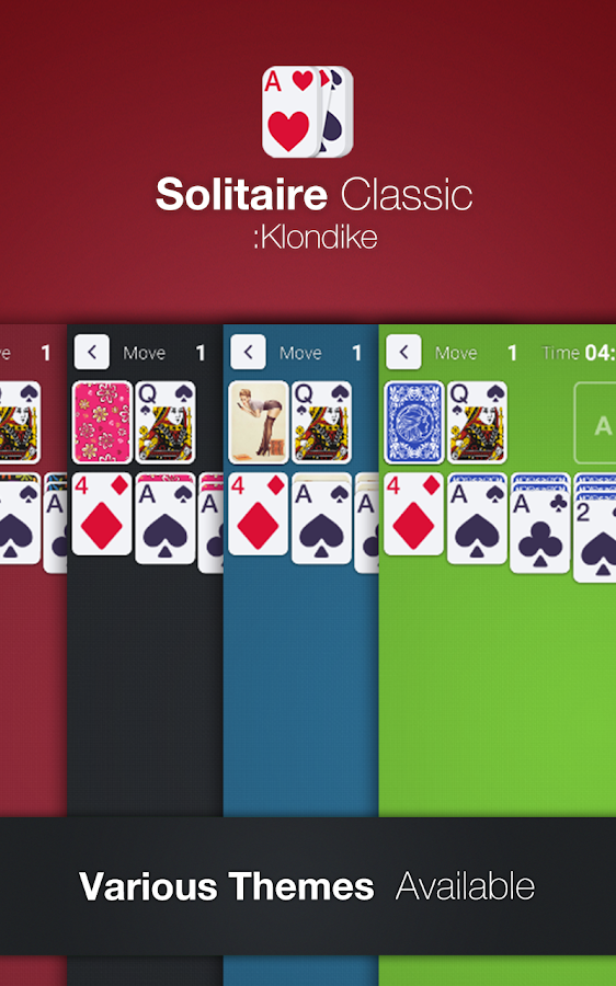 Klondike Solitaire Three Turn