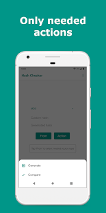 App Hash Checker: MD5 and SHA-1/224/256/384/512 APK for Windows Phone