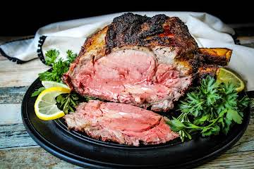 Perfect Prime Rib Every Time (The Best Ever)
