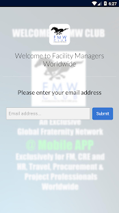 Facility Managers Worldwide- screenshot thumbnail