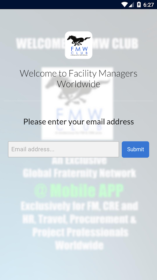 Facility Managers Worldwide- screenshot