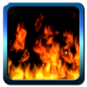 Flames Live Wallpaper (free) icon