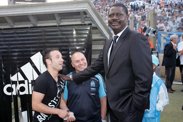Voici l'équipe type de l'Olympique de Marseille sous l'ère de Pape Diouf