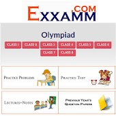 Olympiad App for Classes 1,2,3,4,5,6,7,8
