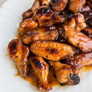 Detroit Honey Hot Wings.