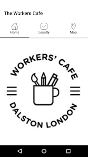 The Workers' Cafe - náhled