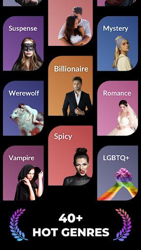 Readict - Free & Unlimited Romance Novels 1.5.7 screenshots 5