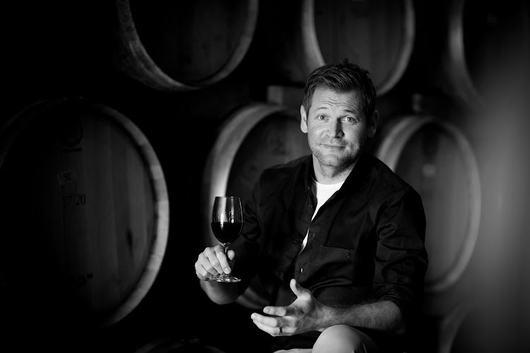 Jan Hendrik van der Westhuizen has launched his first wines under his own label