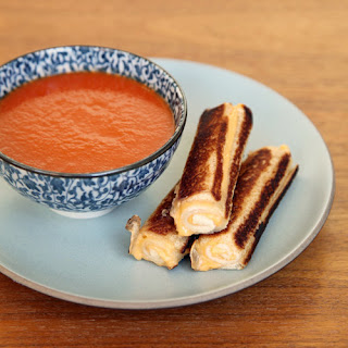 Grilled Cheese Dippers.
