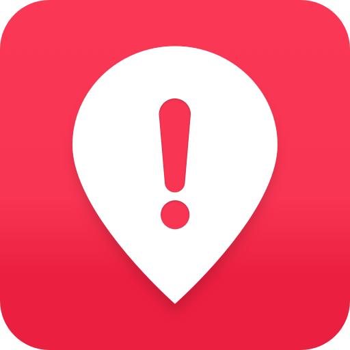 Family Locator & Relatives GPS tracker ❗ Safe365 Icon