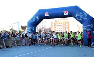 La II Media Maratón de Roquetas, un éxito