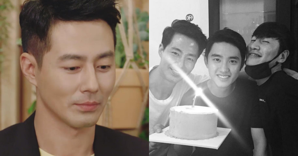 Jo In Sung Reveals Why He Struggles When Going On Vacation With EXO's D.O. And Lee Kwang Soo - Koreaboo