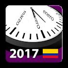 Calendario 2017 Colombia NoAds icon