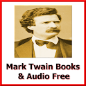Mark Twain Books & Audio Free icon