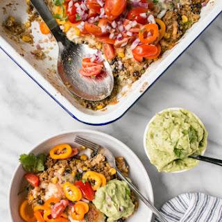 Enchilada Quinoa Casserole Recipe