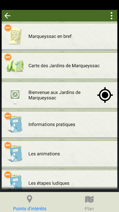 Marqueyssac- screenshot