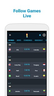 Copa America & EURO 2016 Screenshot 2