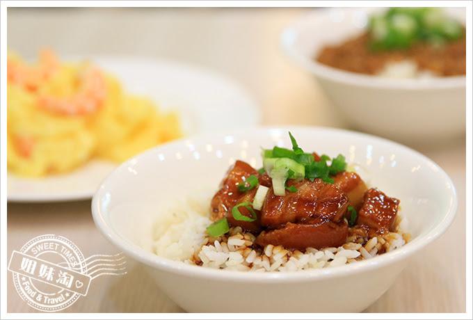 恆香小廚東坡肉飯