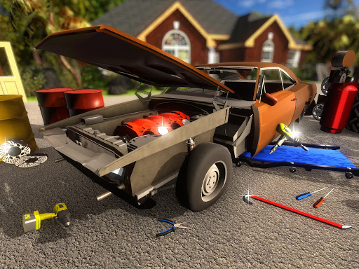 Fix My Car: Classic Muscle Car Restoration - screenshot