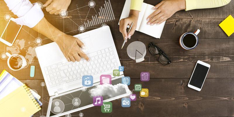 Hỗ trợ duy trì hoạt động đơn giản song hiệu quả cho từng doanh nghiệp