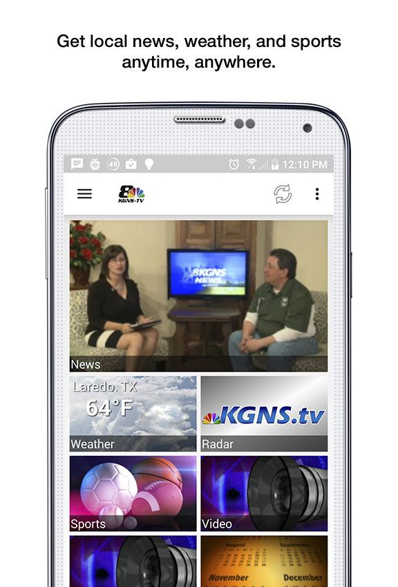 KGNS News- screenshot