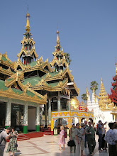 Photo: 4B241577 Birma - Rangun - Shwedagon