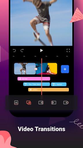 FilmoraGo - Video Editor, Video Maker For YouTube screenshot 6