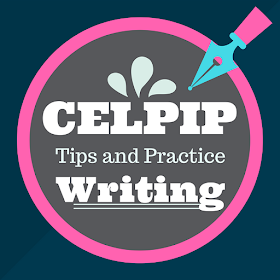 CELPIP Writing Practice