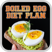 Boiled Egg Diet Plan
